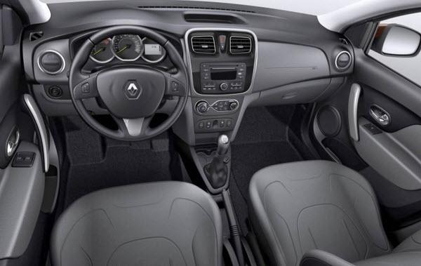 Renault Logan 20162017  купить новый Рено Логан в Санкт