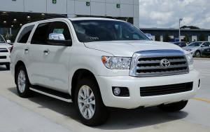 Новая Тойота Секвойя