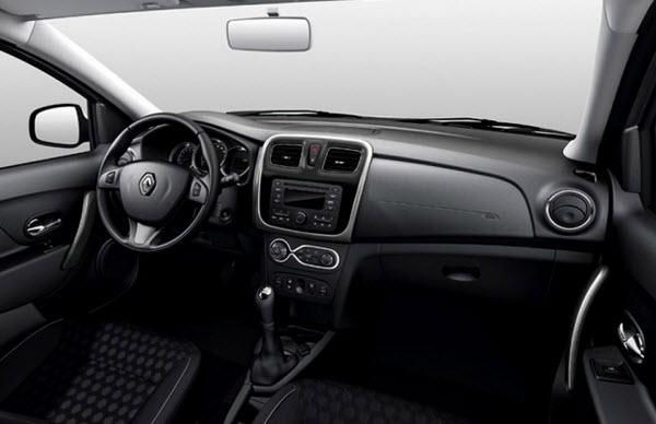 Renault SANDERO Stepway 2017  renaultavantimeru