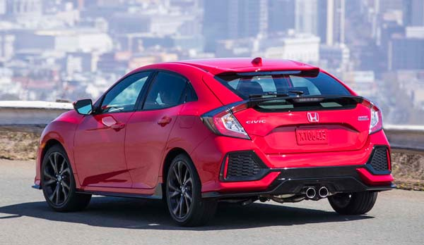 фото honda civic 2018