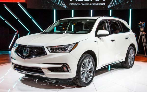2018 Acura MDX Reviews and Rating  MotorTrend