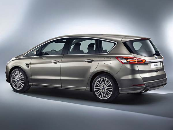фото ford s max 2018