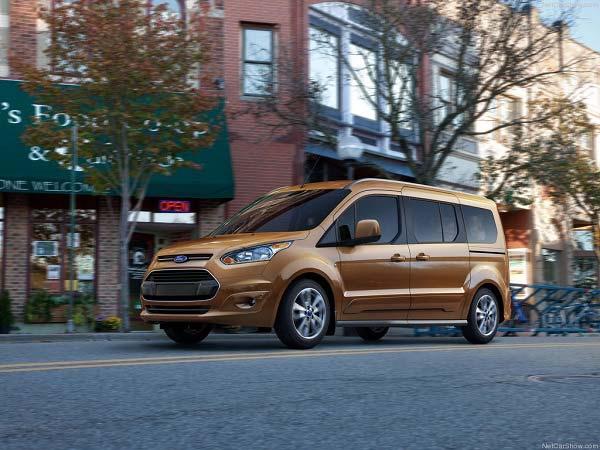 форд транзит коннект 2017 года