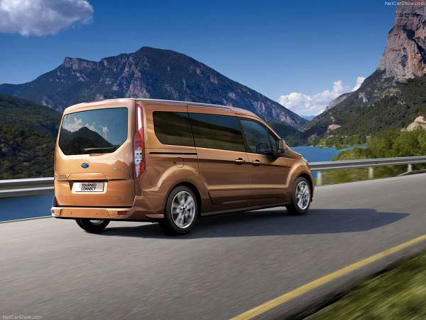 фото ford transit connect 2018