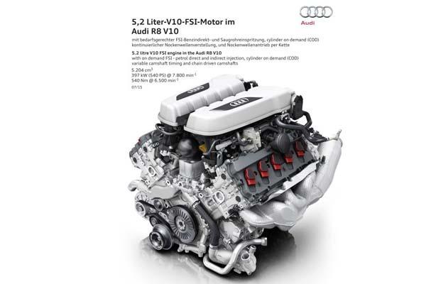 двигатель версии v10