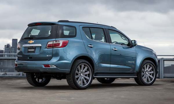 фотографии chevrolet trailblazer 2019