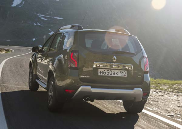 фото renault duster 2020