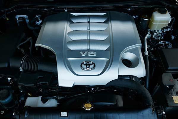 большой двигатель