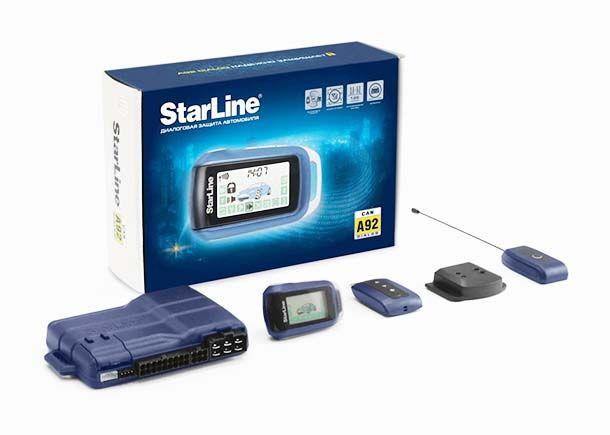 StarLine A92