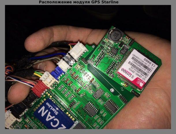 GPS Старлайн