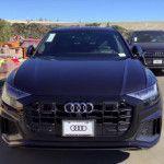 Передок Audi Q8 2019