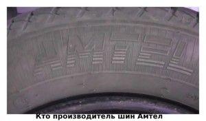 Amtel шины