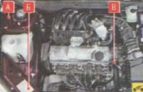 номер мотора