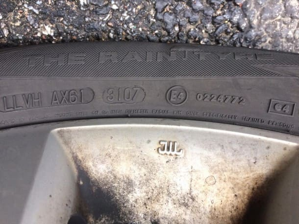 Данные на шинах