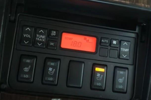 Кнопки на панели